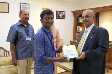 Dr. Majeed Donates Rs. 12 Lacs to St. Gregorios Dayabhavan, Non-Profit Organization from Kunigal, Towards Food and Medical Expenses of the HIV/AIDS Infected and HIV-TB Co-Infected Children