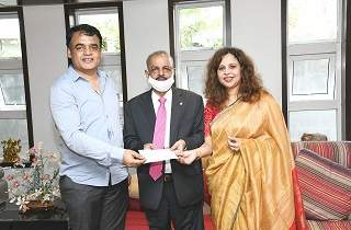 Dr. Majeed Foundation contributes ₹2 crores towards Karnataka State Disaster Management Authority to combat COVID-19