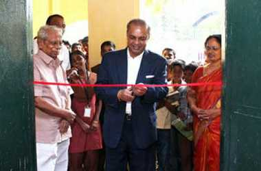 Inauguration of the Advanced IT Lab for High School Students at the Craven School, kollam