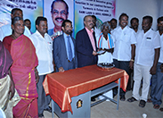 Felicitation to contract farmers