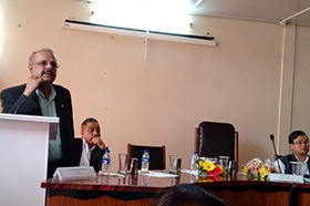 Dr. Majeed & the Scientific team visits Meghalaya