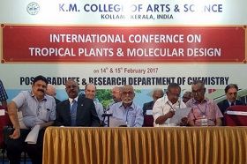 International Conference on Tropical Plants and Molecular Design