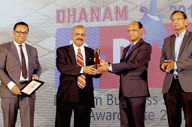 Dr. Majeed awarded outstanding NRI Businessman of the Year 2017
