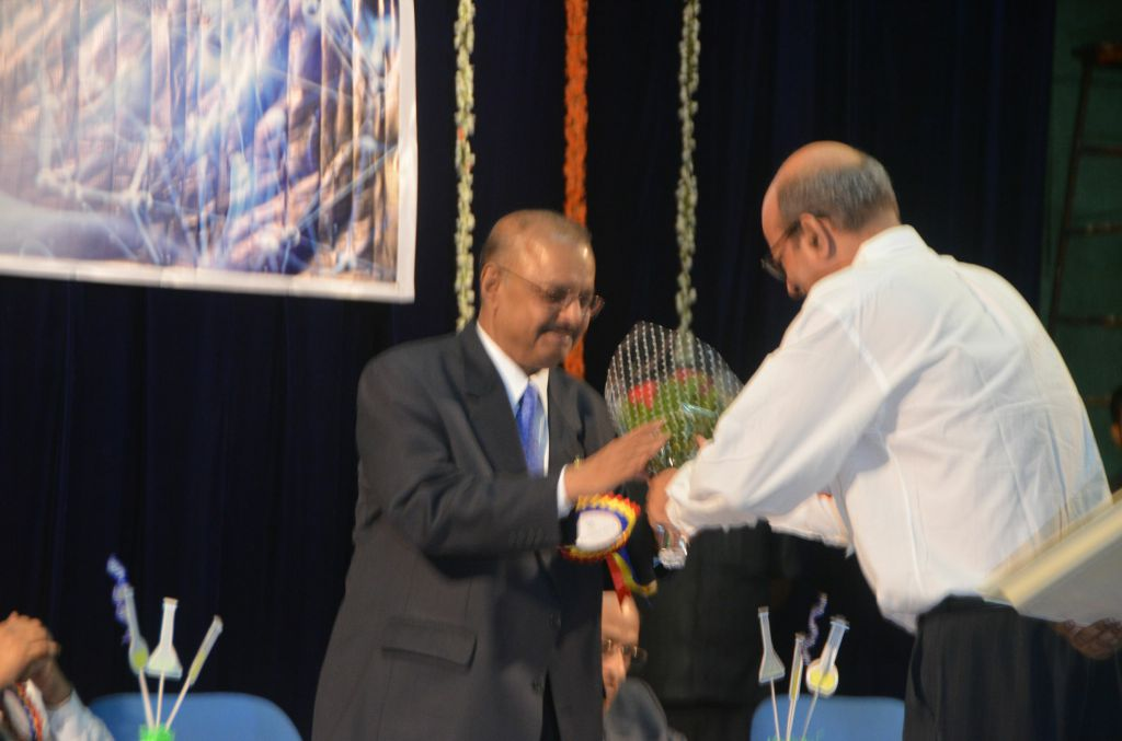 Dr. Majeed was invited as Chief Guest at the Bio-Chess event organized by Siddaganga Institute of Technology, one of the best engineering college in Bangalore
