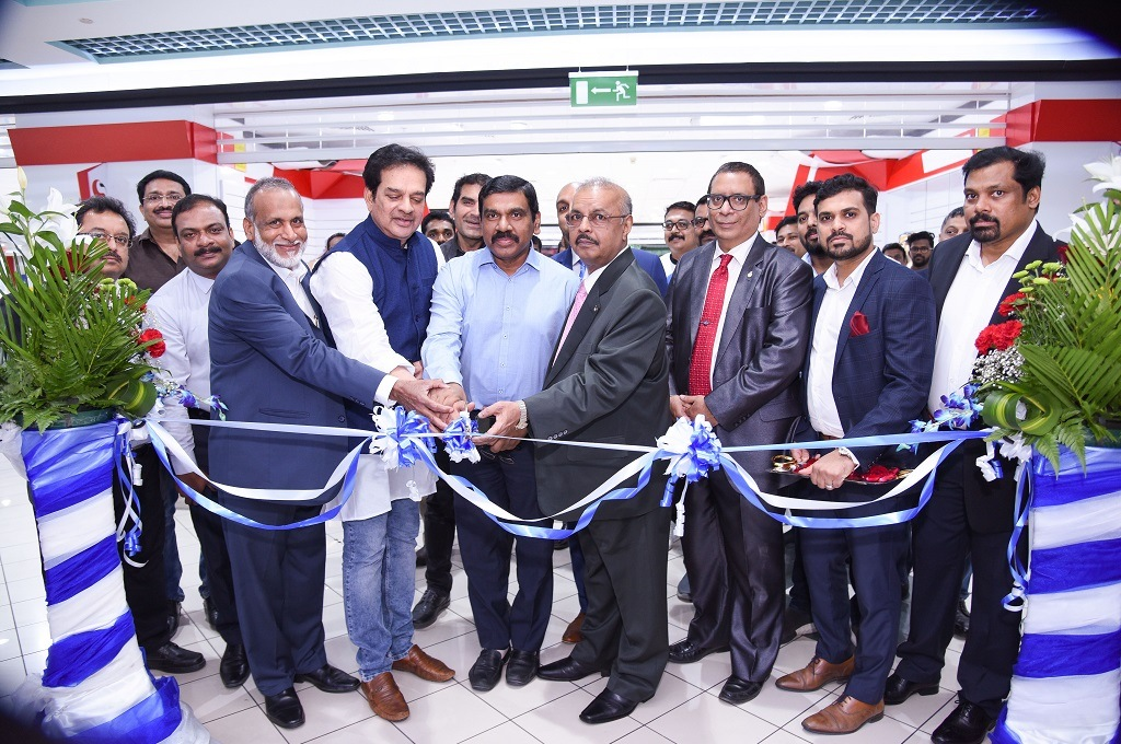 Sami Direct launches it's first retail brand store in Dubai