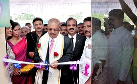 Dr. Muhammed Majeed, Chairman & Managing Director, Sami Direct inaugurates new Stock Point in Kalppetta, Wayanad