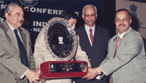 DSIR Award 2002 for R&D efforts in the category of